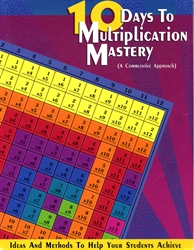 10 Days to Multiplication Mastery - Teacher Edition