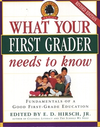 What Your First Grader Needs to Know (old)