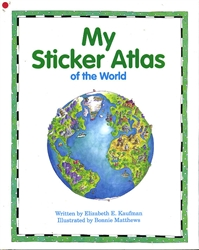 My Sticker Atlas of the World