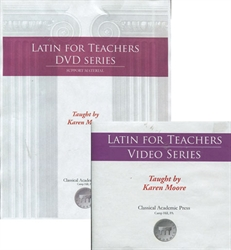 Latin for Teachers - DVD Course