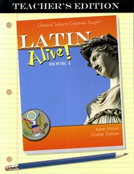 Latin Alive! Book 1 - Teacher's Edition