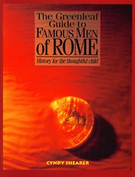 Famous Men of Rome - Greenleaf Guide