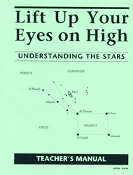 Lift Up Your Eyes On High - Teacher Manual