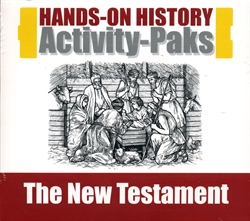 New Testament Activity-Pak