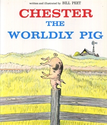Chester the Worldly Pig