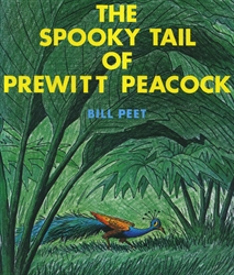 Spooky Tail of Prewitt Peacock