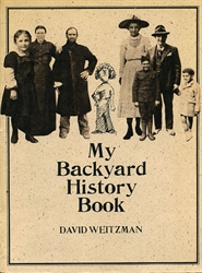 My Backyard History Book