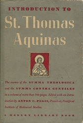 Introduction to St. Thomas Aquinas