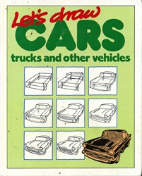 Let's Draw Cars, Trucks and Other Vehicles, Bruce Robertson; Sue Pinkus