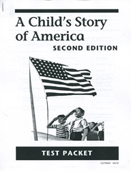 Child's Story of America - Tests