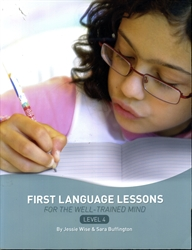 First Language Lessons Level 4 - Instructor Book