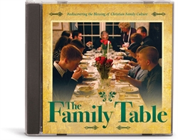 Family Table - CD