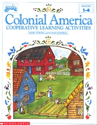 Colonial America Cooperative Learning Activities