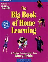 Big Book of Home Learning Volume 1 - Getting Started