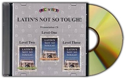 Latin's Not So Tough! 1-3 - Pronunciation CD