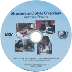 Structure and Style Overview - DVD