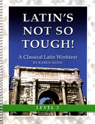 Latin's Not So Tough! 2 - Worktext