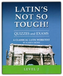 Latin's Not So Tough! 2 - Quizzes/Exams