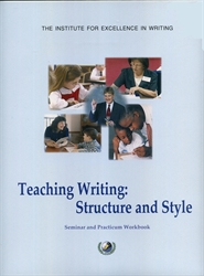 Teaching Writing: Structure and Style - Seminar Notebook (old)
