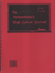 Home Schooler's High School Journal