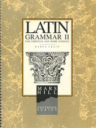 Latin Grammar II - Textbook only