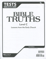 Bible Truths Level C - Tests (old)