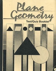 Plane Geometry - Tests (old)