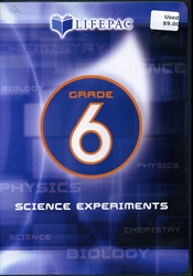 Lifepac: Science 6 - Experiments DVD