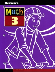 Math 3 - Reviews Activity Book