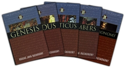 Commentaries on the Pentateuch - Five Volume Set - Exodus Books