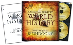 Christian Survey of World History - Compact Disc Set