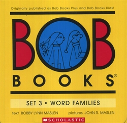 Bob Books Set 3