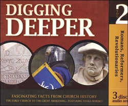Digging Deeper Volume 2 - CDs - Exodus Books