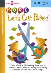 More Let's Cut Paper