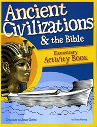 Ancient Civilization & the Bible - Elementary Activity Book