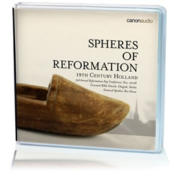 Spheres of Reformation - CD
