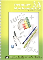 Primary Mathematics 3A - Home Instructor's Guide
