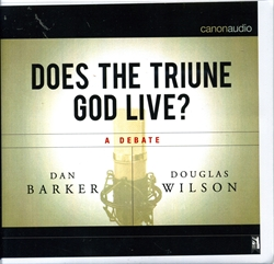 Does the Triune God Live? - CD