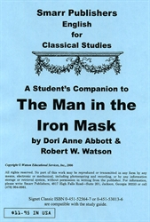 Man in the Iron Mask - Student's Companion