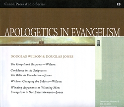 Apologetics in Evangelism - CD