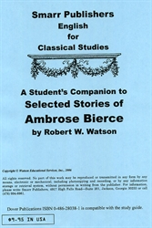 Selected Stories of Ambrose Bierce - Student's Companion