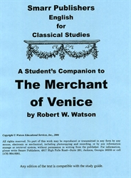 Merchant of Venice - Student's Companion