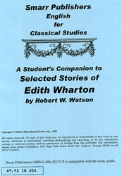 Selected Stories of Edith Wharton - Student's Companion