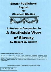 Southside View of Slavery - Student's Companion