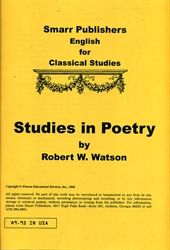 Studies in Poetry