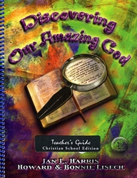 Discovering Our Amazing God - Teacher Guide
