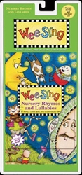 Wee Sing Nursery Rhymes and Lullabies - Book & CD