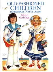 Old-Fashioned Children - Paper Dolls