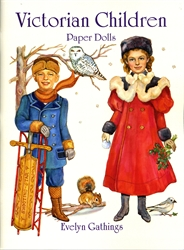 Victorian Children - Paper Dolls