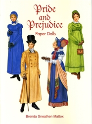 Pride and Prejudice - Paper Dolls